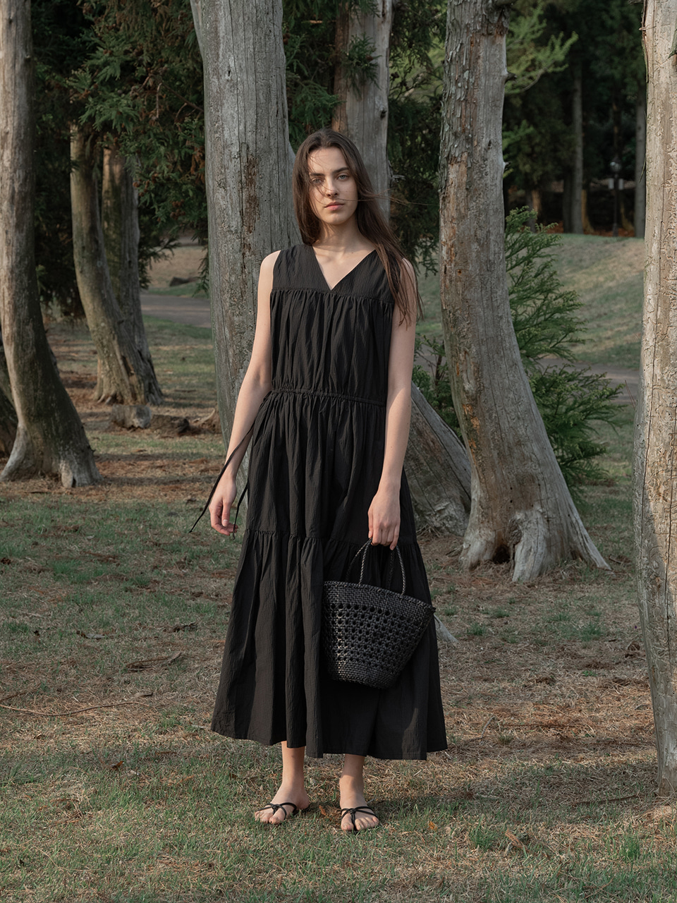Cooling dress_black